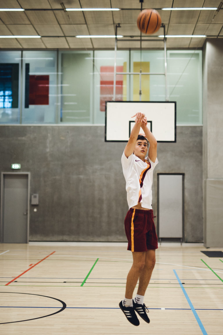 Træning i salen