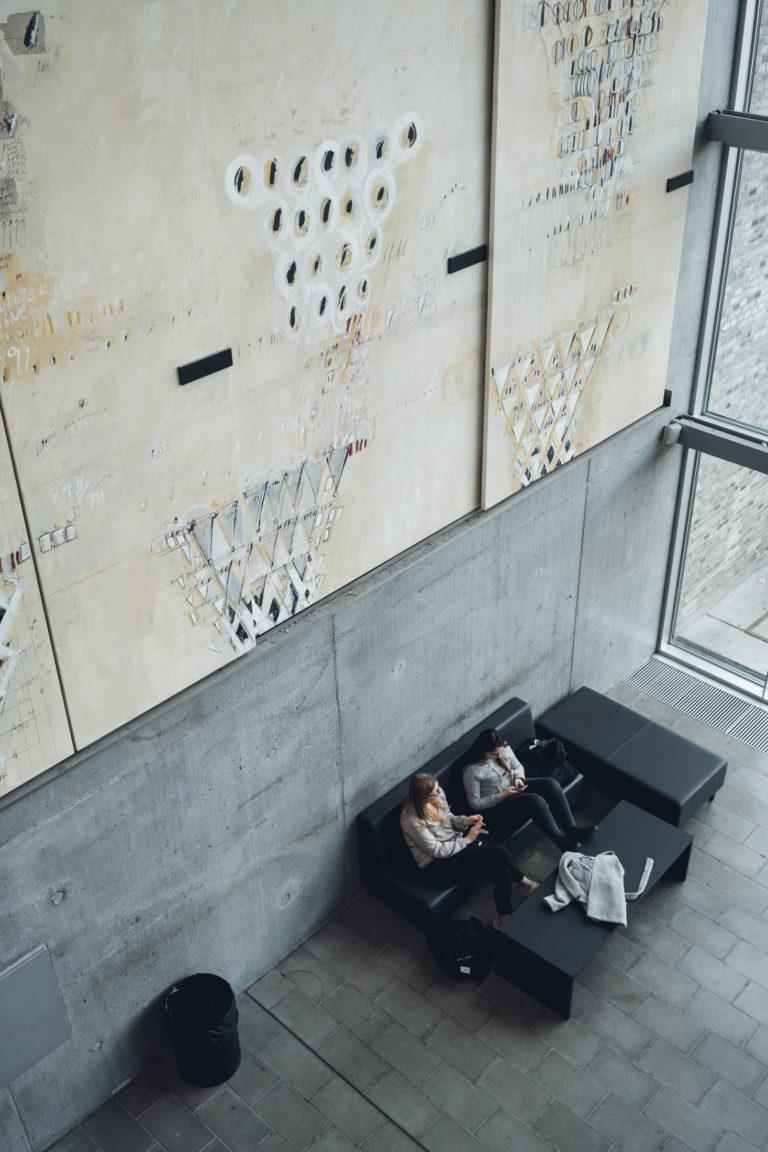 Kunst og arkitektur på skolen