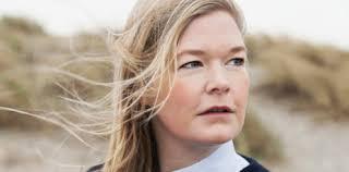 Foto af lærer og forfatter Amalie Trudsøe.